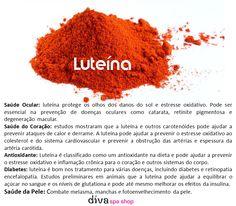 Luteína, poderoso antioxidante