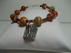 spiratual earth prayer bracelet by janetmiller1999 on Etsy, $15.00