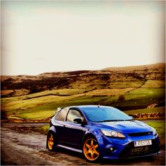 Ford Focus RS- LOVE! I like - http://extreme-modified.com/