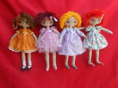 Bonecas Littinhas - Pronta entrega
