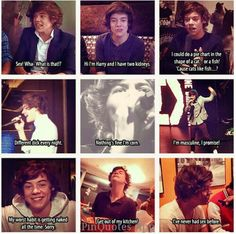 Lol  our Harry