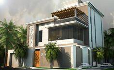 محتار بواجهه بيتك القديمة عندك بيت جديد تبي تصميم مختلف باسعار مناسبة وخامات تنفيذ غير مكلفة ومختلفة تصميمك عندنا مجموعة House Styles House Mansions