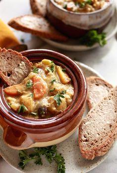 30-Minute Chicken Potato Stew #glutenfree #dairyfree #healthyrecipes