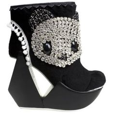 irregular choice <3 I would feel like the coolest person ever if I got these.