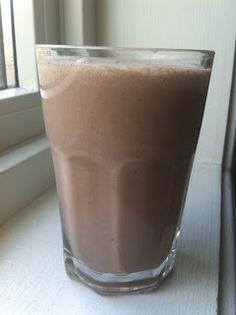 Kikertterroristen | Vegansk matblogg: Vegansk bountymilkshake