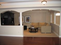 finished basement floor ideas | Basement foundations are popular in the Northeast and Midwest. A ...