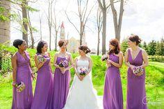 Purple Bridesmaid Dress Bridesmaid Dresses, Wedding Dresses, Make Me Smile, Purple, Fashion, Bride Maid Dresses, Bride Gowns, Wedding Gowns, Moda
