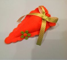 Southern Style On Fifth Avenue: Easter Felt Carrot