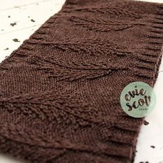Ravelry: QUILL cowl pattern by Evie Scott