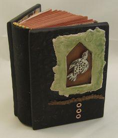Modified bradel binding by Geraldine Newfry