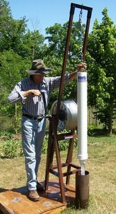 Well Water PUMP ~ No Electricity