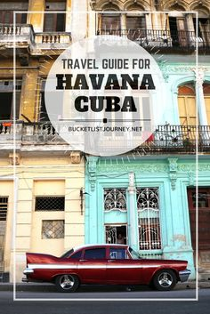 American Traveling to Cuba: What You Need to Know. Havana Travel Guide