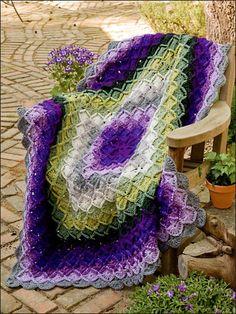 Learn To Do Bavarian Crochet | Annies Attic Learn to Do Bavarian - Crochet Pattern