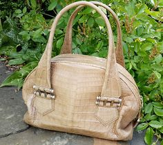 149416010571 KWANPEN Genuine Crocodile Luxury Designer Handbag