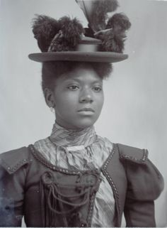 Name unknown. Hugh Mangum Photographs Rare Book, Manuscript, and Special Collections Library, Duke University (circa 1900s) | Vintage African-American Portraits
