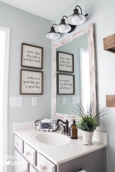 Charmant 40 Creative Bathroom Decor Ideas On A Budget
