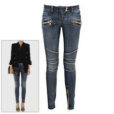 BALMAIN 68 brand jeans889