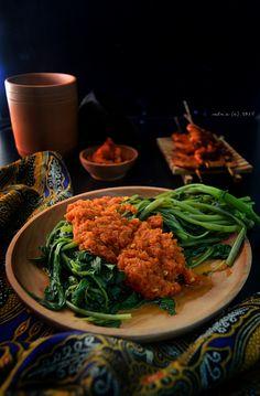 Dapur Comel Selma: Plecing Kangkung