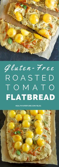 of those summer tomatoes and make this Gluten-Free Roasted Tomato ...