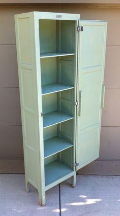 Old Metal Cabinets for Sale | VINTAGE 1940's Oven Roaster Metal ...