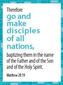 This week's devotion from Thriving Family discusses how the Great Commission starts at home.