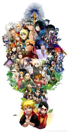 I really like all the characters in Naruto, even Sasuke and Sakura. Not only do I love that pairing I happen to really like them as characters. Sakura is pretty cool in Shippuden, and Sasuke is an awesome anit-hero. (I also have a huge crush on him, like many other characters in this anime)