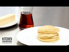 How to Make the Fluffiest Pancakes - Kitchen Conundrums with Thomas Joseph - https://www.youtube.com/watch?v=TuKjk-iOvaY