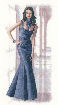 John Clayton/'s Jessica From the Elegance Ladies Series Heritage Pattern