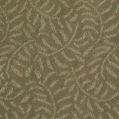 "Carpeting in the HGTV HOME Flooring by Shaw collection in style ""Relaxing Escape"" color Sage."