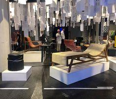 Gratamente o nosso endereço esta semana é a Bienal de São Paulo no @boomspdesign. Nossas icônicas peças estão em exposição, como o Balanço Revoar e a Chaise Flag. Estamos te esperando para celebrar a Semana de Design de São Paulo! . . #studiomartamanentedesign #boomspdesign #designweekendsp #dwsp #saopaulo #bienalibirapuera #chaiseflagwood #chaiselongue #balanço #design #braziliandesign 1, Studio, Instagram, Design, Sao Paulo, Chaise Longue, Design Comics, Study