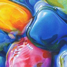 Increíbles Dibujos En Lápiz De Color Por Ester Roi | FuriaMag | Arts Magazine