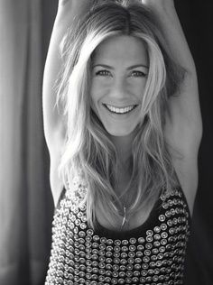 Jennifer Aniston, everything she does Is perfect. From her hair to her make up its amazing. She has proven herself as an actress in so many ways. A true beauty on the inside and out