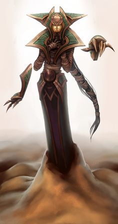 """faeriefountainart: """" My League of Legends Risen Lissandra concept is on the boards! """"http://boards.na.leagueoflegends.com/en/c/skin-champion-concepts/3KEpk7cm-risen-lissandra-concept-art """" check it out for lore, VFX ideas and more! Let me know what..."""