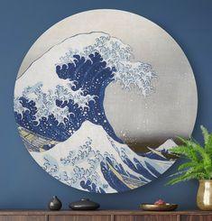 The Great, Fuji, Waves, Japan, Artwork, Work Of Art, Auguste Rodin Artwork, Artworks, Ocean Waves