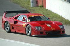 Ferrari F-40 LM