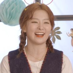 Red Velvet, Kang Seulgi, Meme Faces, Her Smile, My Little Girl, Tumblr Girls, The Girl Who, Kpop Girls, Cool Girl