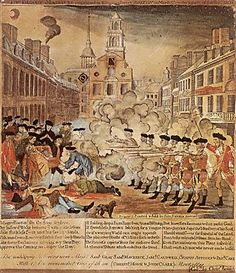 """Essay on boston massacre Events Leading to """"The Boston Massacre"""" In this essay the author presents a patriotic and. Short Narrative of the Horrid Massacre in Boston (Selected. Us History, American History, History Images, Paul Revere, American Revolutionary War, Teaching History, History Education, History Teachers, The Rev"""