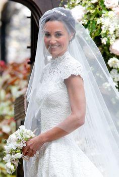 Cele mai frumoase imagini de la nunta Pippei Middleton