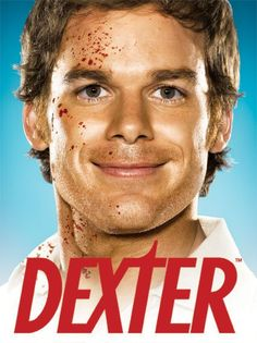 "Cover your wall with America's favorite serial killer, Dexter. This show is a clever series about Dexter a ""good"" serial killer, if that is possible. Dexter Morgan, Dexter Kill, Best Tv Shows, Best Shows Ever, Favorite Tv Shows, Favorite Things, Amy Farrah Fowler, Jennifer Carpenter, 2 Broke Girls"
