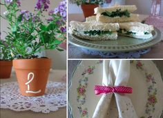 Tips on how to create the perfect garden inspired party. #tablescape #partyplanning #gardenparty.