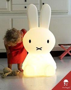 MR MARIA - Lampe à poser enfant-MR MARIA-Miffy XL