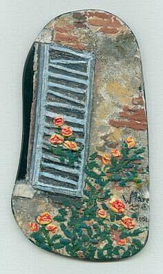 scorcio di casa Burano (VE)