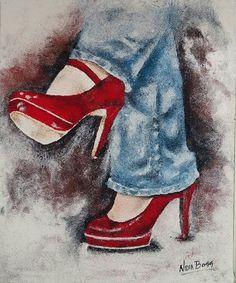 Nidia Bogg granoulage Disney Characters, Fictional Characters, Disney Princess, Art, Fashion, Art Background, Moda, Fashion Styles, Kunst