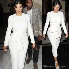 Bandage Bodycon Dress Kim Kardashian Reviews | Bandage Bodycon
