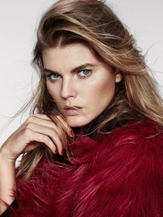 Maryna Linchuk Is Lensed By Jonathan Segade For Telva Magazine January 2017 — Anne of Carversville  http://www.anneofcarversville.com/style-photos/2017/1/25/maryma-linchuk-is-lensed-by-jonathan-segade-for-telva-magazine-january-2017