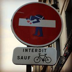 Clet Abraham #streetart