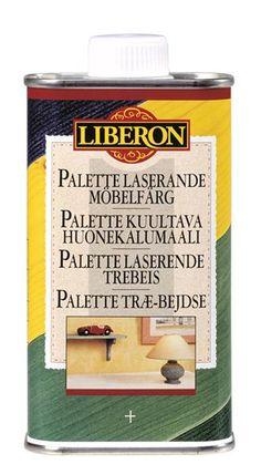 Liberon Møbelbeis - :. Alanor AS .: Uten løsemidler, til furu og gran.