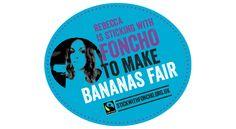 Fairtrade Fortnight - Stick With Foncho - Stick With Foncho - Fairtrade Fortnight Fairtrade Fortnight, Veggie Recipes, Fair Trade, Banana, Social Media, How To Make, Sustainability, Fennel, Fair Trade Fashion
