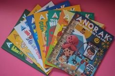 Image of Anorak 8 Issues SUBSCRIPTION