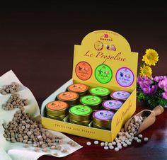 L'Alveare Del Caffè...Il Gusto Del Piacere, propone le qualità delle propolose Apicoltura Brezzo idee alimentari di qualità.